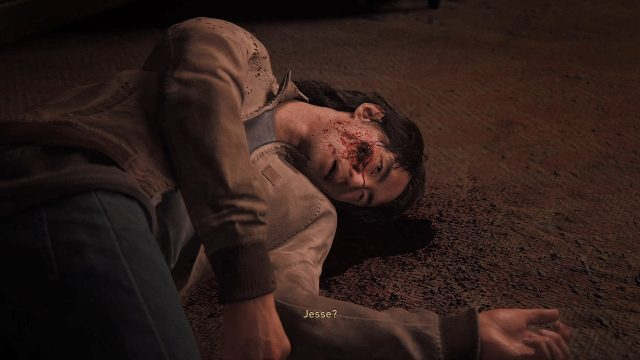 The Last of Us 2 Jesse dead