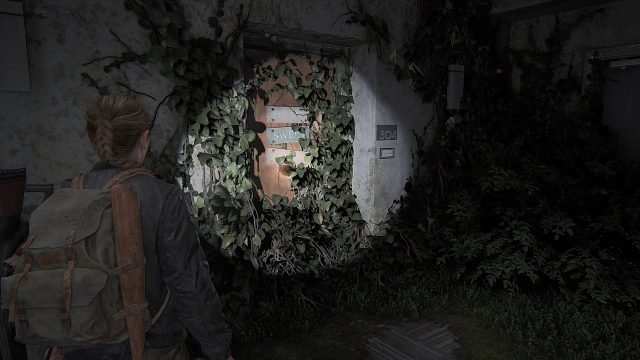 The Last of Us 2 Seattle Day 2 - Abby - Apartment Safe Code Location 2