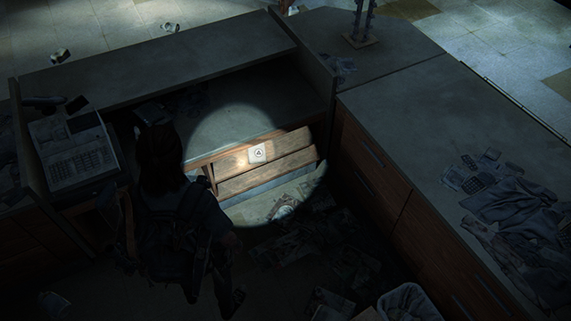 The Last of Us 2 Weston's Pharmacy Safe Code Location