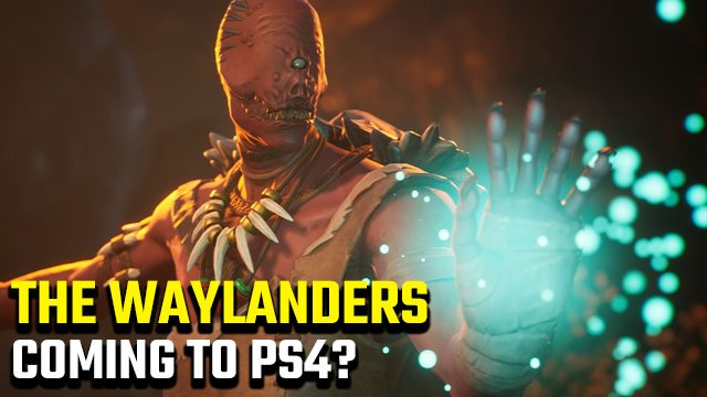 The Waylanders PS4