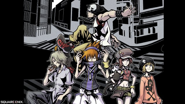 The World Ends With You Anime eshop