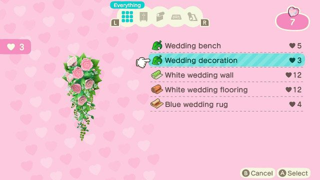 What are Heart Crystals in Animal Crossing: New Horizons? catalog