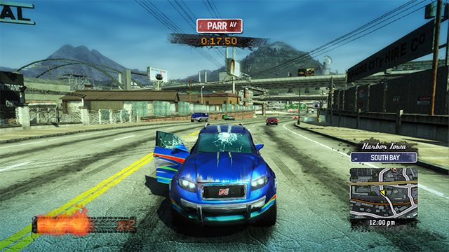 Burnout Paradise Remastered Switch Review