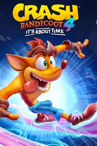 Box art - Crash Bandicoot 4: It's About Time