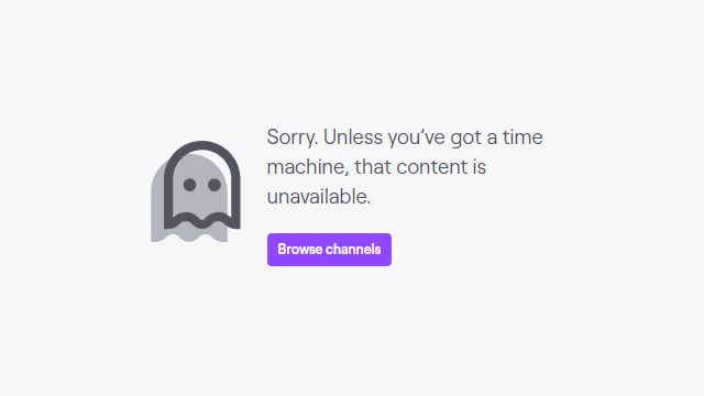 donald trump banned twitch