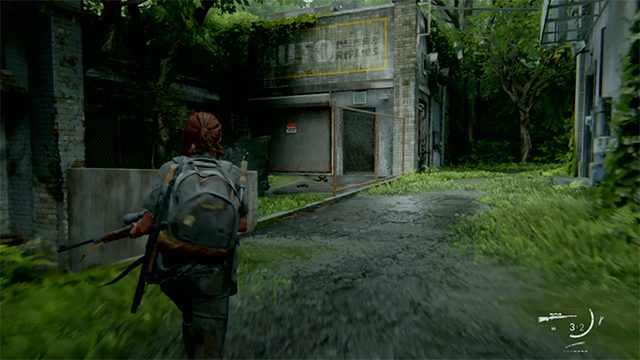 The Last of Us 2 Hillview Garage safe code location