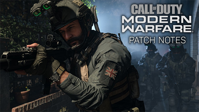 Modern Warfare 1.23 Update Patch Notes | New map, weapons, 200-player Warzone, and more