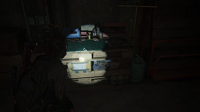 The Last of Us 2 Workbench Locations   Seattle Day 1   The Tunnels