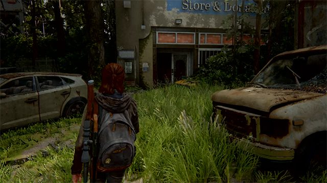The Last of Us 2 Staci's phone number safe code location