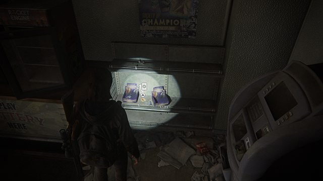 The Last of Us 2 Trading Card Locations | Seattle Day 1 | Capitol Hill | Candelabra