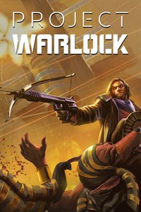 Box art - Project Warlock