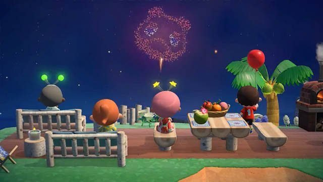 Animal Crossing New Horizons Halloween update release date