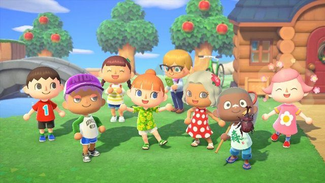 Animal Crossing New Horizons Island Backup Service