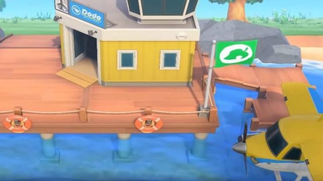 Can you change Airport color in Animal Crossing: New Horizons?
