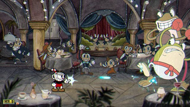 Cuphead PS4 Review | Another round of a timeless classic