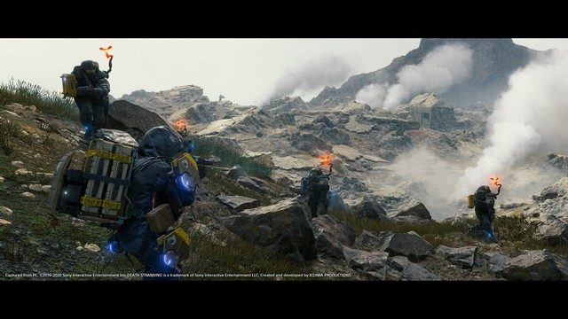 Death Stranding PC review 5