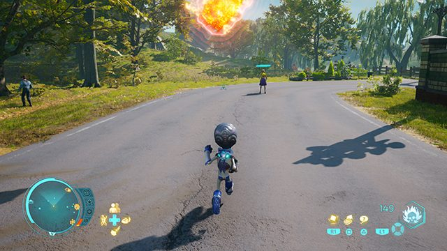 Destroy All Humans Pyrokinesis Trophy | How to set something on fire