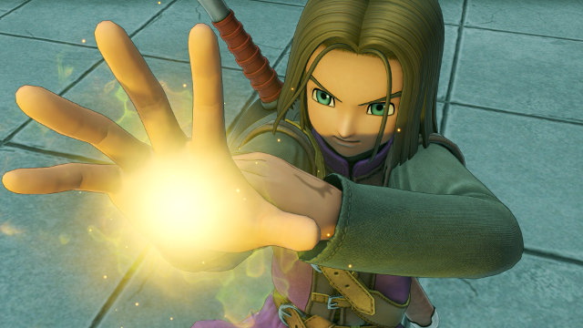 Dragon Quest XI Xbox release beam