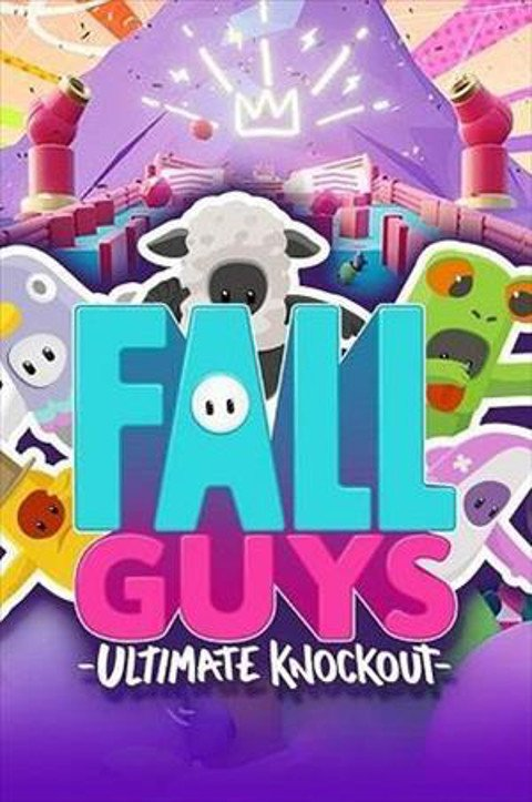 Box art - Fall Guys