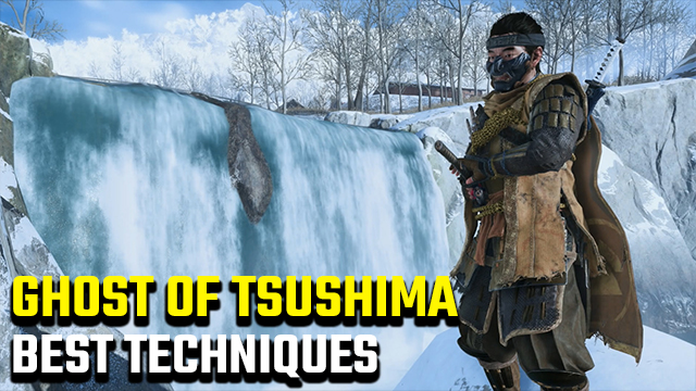Ghost of Tsushima Best Techniques