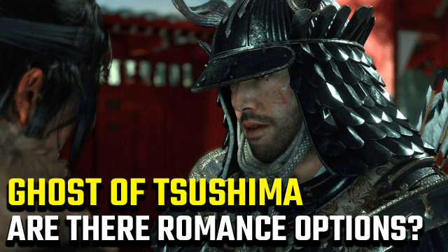 Ghost of Tsushima Romance Options Relationships