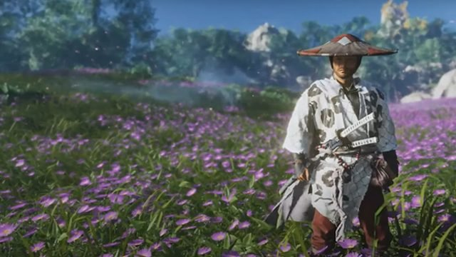 Ghost of Tsushima character creation