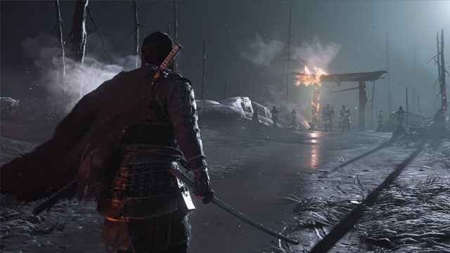 Ghost of Tsushima frame rate