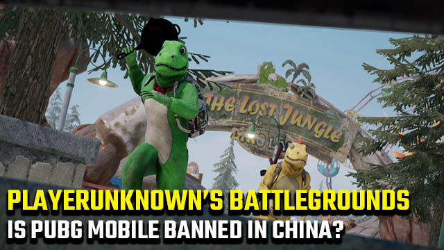 Is PUBG Banned in India