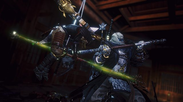 How to beat Nioh 2 Mysterious Warrior Monk boss