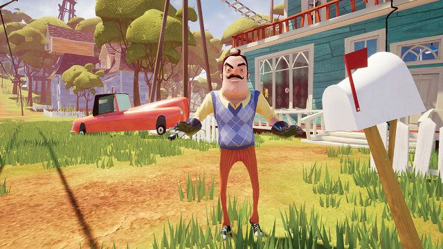 PS5 Indies July 2020 Hello Neighbor