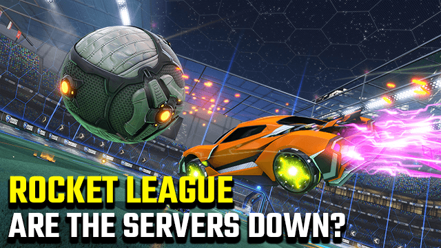 Rocket League Server Downtime