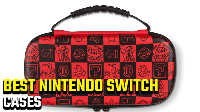 Best Nintendo Switch and Switch Lite carrying cases