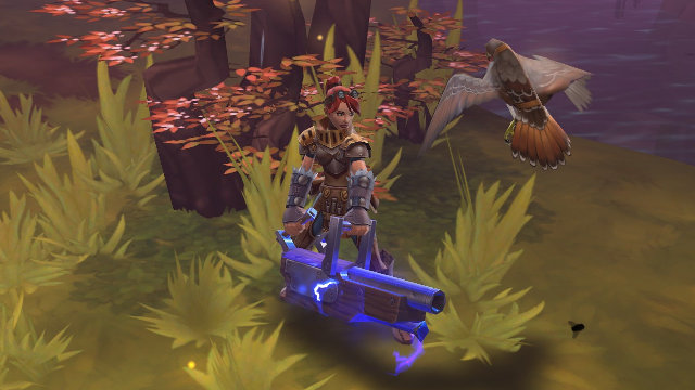Torchlight 2 free Epic Games Store gun