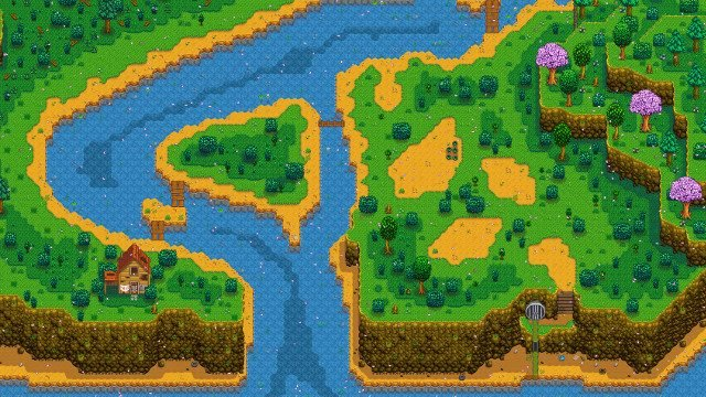 When is the Stardew Valley 1.5 release date? Cindersnap