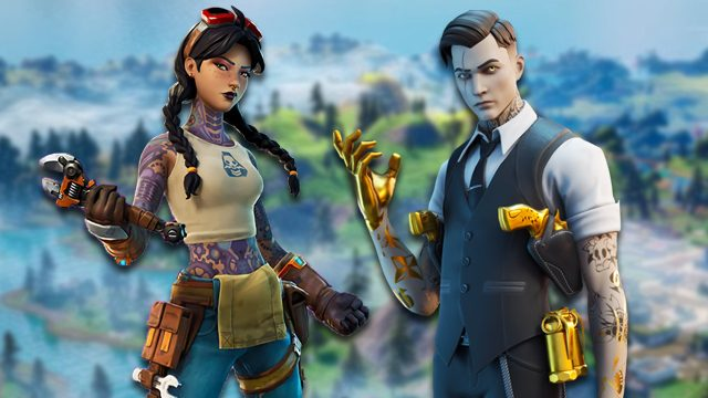 Who is Jules' father in Fortnite?