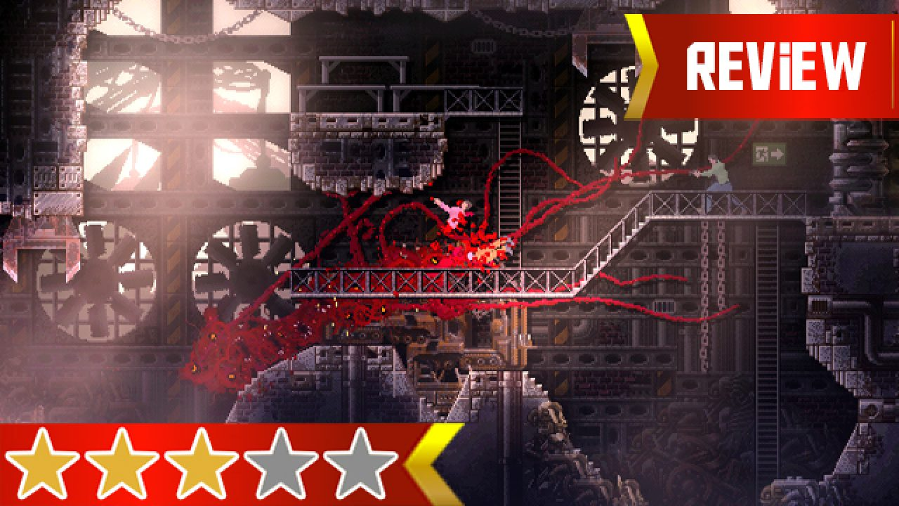 Carrion Review For Pc Ps4 Xbox One And Switch