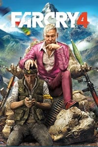 Box art - Far Cry 4
