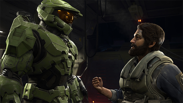 Halo Infinite 'several times larger' than last two games combined