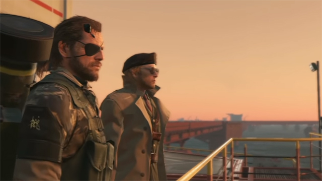 Metal Gear Solid 5 is finally clear of nukes... on PS3