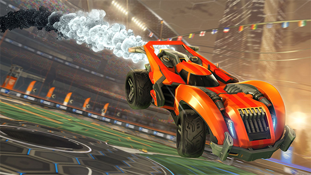 When is Rocket League going free-to-play?