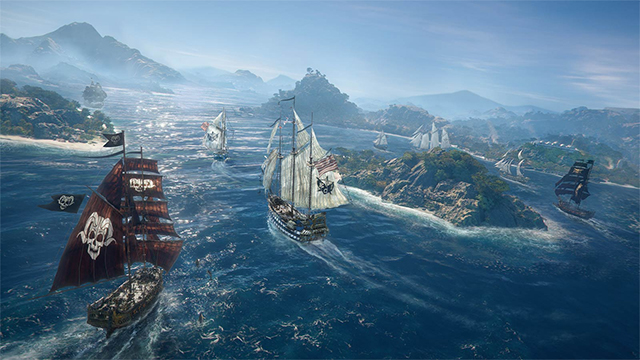 Skull and Bones rebooted to be an evolving live service game, according to a report