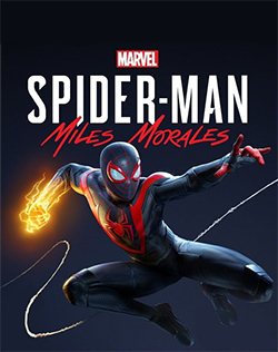 Box art - Spider-Man: Miles Morales