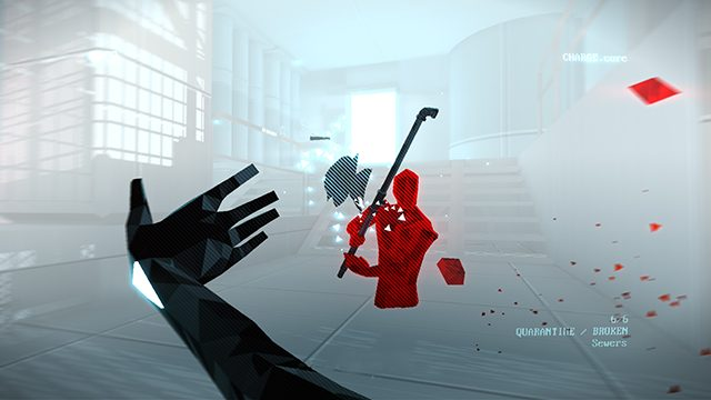 Superhot: Mind Control Delete Review | Moderately hot, super weird