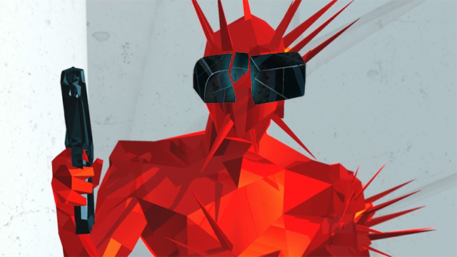 Is Superhot: Mind Control Delete VR?