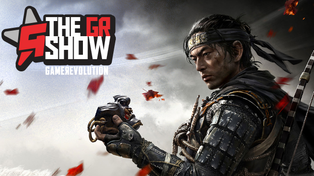 the gr show ghost of tsushima