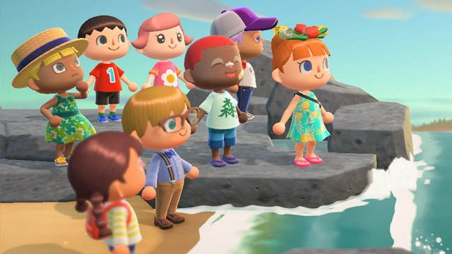 Animal Crossing: New Horizons 'You can't join at this time because the destination locale is full' fix
