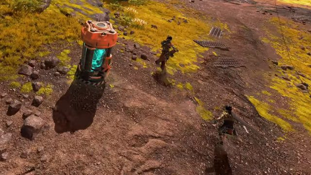 Apex Legends Crafting Materials canister