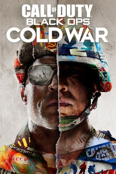 Box art - Call of Duty: Black Ops Cold War