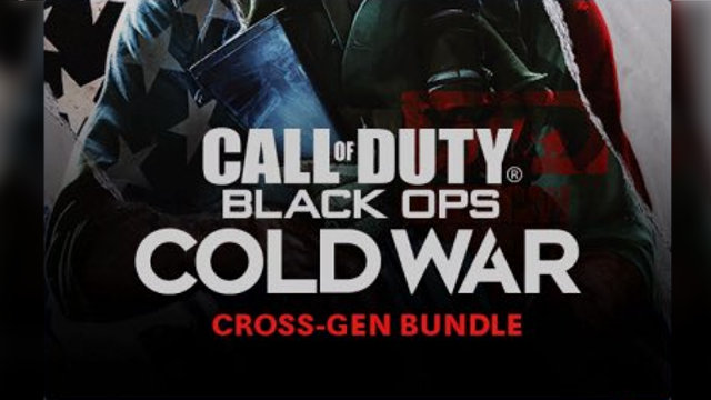 Call of Duty: Black Ops Cold War PS5 and Xbox Series X upgrade Cross-Gen Bundle