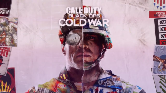 Call of Duty: Black Ops - Cold War world premiere key art